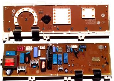 Электронный модуль управления Стиральной Машины LG 6871EC1092G