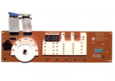 Модуль ( плата ) индикации Стиральной Машины LG 6871ER1043B