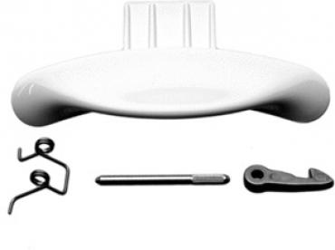 Ручка дверцы ( люка ) Стиральной Машины ARISTON-INDESIT C00116580 ( 116580 ) ORIG.