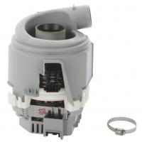 Мотор циркуляционный Посудомоечной Машины BOSCH-SIEMENS 00657137 ( 657137 ) В сборе с тэном