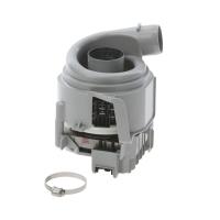 Мотор циркуляционный Посудомоечной Машины BOSCH-SIEMENS 00755078 ( 755078 ) В сборе с тэном