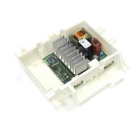 Электронный модуль управления Стиральной Машины BOSCH-SIEMENS 11015616 INVERTER