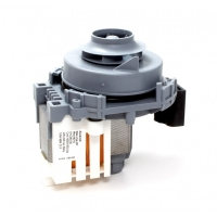 Мотор циркуляционный Посудомоечной Машины ARISTON-INDESIT C00302800 ( 302800, ASKOLL M216 Art. 295136 60W )