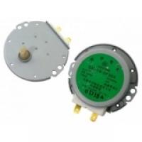 Мотор привода тарелки СВЧ-печи LG GM-16-2F301 6549W1S017B ( 3W, AC21 V 5/6 r/min )