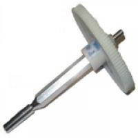 Шестерня с валом электрической терки DELONGHI-KENWOOD AT6176029200