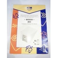 Комплект сменных мешков Пылесоса BOSCH-SIEMENS B02 (Бумажные 5+1FIL)