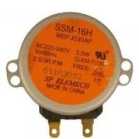 Мотор привода тарелки СВЧ-печи SAMSUNG DE31-10170A