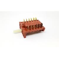 Переключатель режимов вентилятора духового шкафа ASKO 081002808 ( 74100280 )