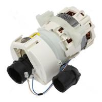 Мотор циркуляционный Посудомоечной Машины AEG-ELECTROLUX-ZANUSSI 140002106015 ( В сборе с тэном )