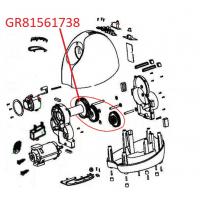 Шестерня Мясорубки GORENJE GR81561738