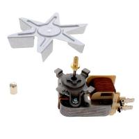 Мотор (двигатель) вентилятора конвекции Духовки WHIRLPOOL 481010781691
