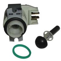 Клапан электромагнитный Посудомоечной Машины BOSCH-SIEMENS 00166874 ORIGINAL