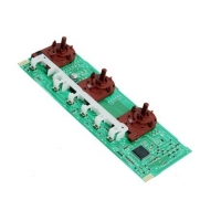 Модуль ( плата ) индикации Стиральной Машины ARISTON-INDESIT C00143332 ( 143332 )