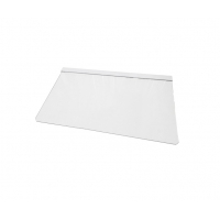 Полка стеклянная Холодильника ARISTON-INDESIT C00257423 ( 500 x 290 mm )