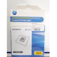 Комплект сменных мешков Пылесоса DAEWOO D-23 ( 4+1 микрофильтр )