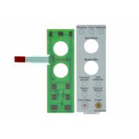 Клавиатура ( панель сенсорная ) СВЧ PANASONIC F630Y8B80HZP