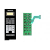 Клавиатура ( панель сенсорная ) СВЧ PANASONIC F630Y9V20BZP