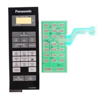 Клавиатура ( панель сенсорная ) СВЧ PANASONIC F630Y9V30BZP