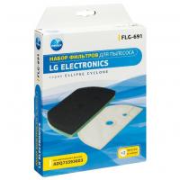 Комплект сменных фильтров Пылесоса LG ADQ73393603 ( FLG-691 )