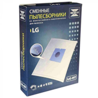 Комплект сменных мешков Пылесоса UNIVERSAL LG-07 ( 4+1 микрофильтр )