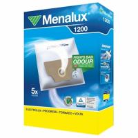 Комплект сменных мешков Пылесоса MENALUX 1200 ( 5шт + Моторный фильтр )