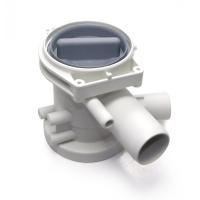 Корпус насоса с фильтром Стиральной Машины BOSCH-SIEMENS 00268885 ( D 22 mm. )