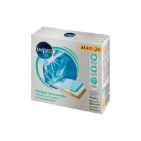 Таблетки для посудомоечной машины WPRO 484000008428 ( 24 шт. )