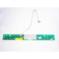 Модуль ( плата ) индикации Холодильника ATLANT 908081801010 ( E60B-M2 )