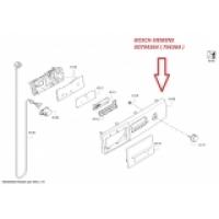 Панель управления Стиральной Машины BOSCH-SIEMENS 00794364 ( 794364 )