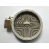 Конфорка стекло керамических поверхностей BOSCH-SIEMENS EGO 10.54114.034 ( 1200W, D140 - D165mm )