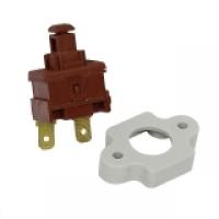 Кнопка сетевая Пылесоса IMETEC G53080 ( 2 контакта )