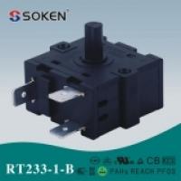 Переключатель режимов Обогревателя RT233-1-B ( 4 режима)