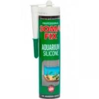 Клей ( герметик ) SOMAFIX AQUARIUM ( net: 310 ml )