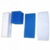 Комплект фильтров Пылесоса THOMAS-ZELMER Aquafilter TH 1000 TS