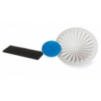 Комплект сменных фильтров Пылесоса VAX 1-9-125407-00 ( 3 шт )