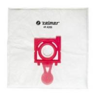 Комплект сменных мешков Пылесоса ZELMER 494220.00  SAFBAG 4 + 1
